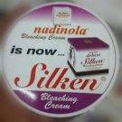 Jamaican Silken Nadinola Bleaching Cream Deluxe 6.75 oz ( Pack of 3)