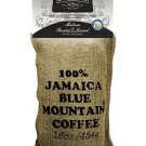 BAWK Coffee 100% Authentic Jamaica Blue Mountain Coffee (Ground 5 Pounds)