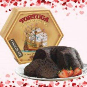 TORTUGA CARIBBEAN CHOCOLATE RUM CAKE 33 OZ