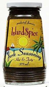 ISLAND SPICE JAMAICA JERK CHICKEN MARINADE (3 PACKS)