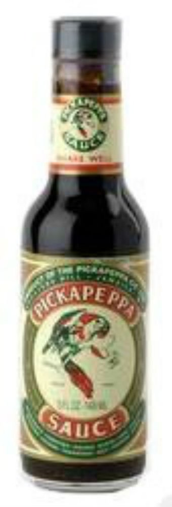 JAMAICA PICKAPEPPA SAUCE 5 oz (3 PACK)