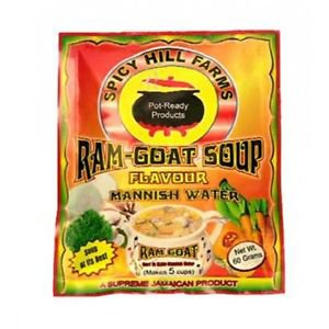 SPICY HILL FARMS RAM GOAT SOUP (PACK OF 3)