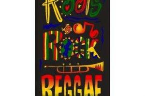 Jamaica Roots Rock Reggae Beach Towel