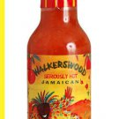 Walkerswood seriously hot Jamaican jonkanoo pepper sauce 5 oz (pack of 6).