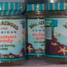Walkerswood Spicy Jamaican Solomon Gundy Smoked Herring Paste 160g  (pack of 3)