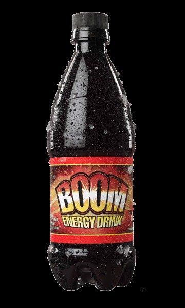 Jamaican BOOM Energy Drink 355 ml (Pack of 3)