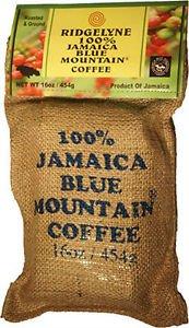 100% JAMAICA BLUE MOUNTAIN COFFEE WHOLE BEANS -3 LBS