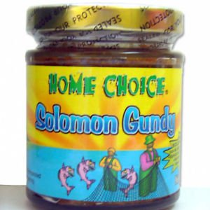 HOME CHOICE SOLOMON GUNDY