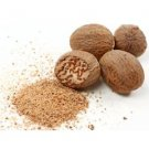 JAMAICAN NUTMEG (WHOLE)- 6 NUTMEGS