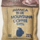 Wallenford Jamaica Blue Mountain Coffee , 8oz bag