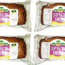 HTB GENUINE JAMAICAN SPICE BUN, 12OZ (4 PACK)