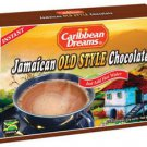 "CARIBBEAN DREAMS CHOCOLATE TEA – JAMAICAN ""OLD STYLE""  (PACK OF 3)"