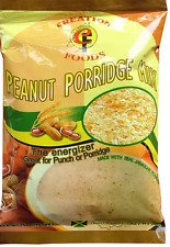 Creation Foods Jamaican Peanut Porridge Mix 200 g