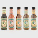 Pickapeppa Mixed Pack of All 5 Sauces