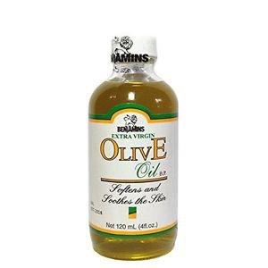 BENJAMINS EXTRA VIRGIN OLIVE OIL 4OZ (120 ML)(PACK OF 2)