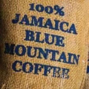 100% Jamaica Blue Mountain Coffee - Roasted Whole Bean 227g (8oz) Bag