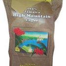 100% JAMAICA HIGH MOUNTAIN COFFEE ROASTED BEANS 2 LB
