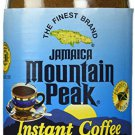 JAMAICA MOUNTAIN PEAK INSTANT JAMAICAN COFFEE 6 OZ