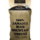 BAWK Coffee 100% Authentic Jamaica Blue Mountain Coffee (Beans) 5 lbs