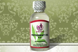 Ayrtons Peppermint Oil - 30 ml  (pack of 3)