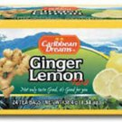 Caribbean Dreams Ginger Lemon Teabag  (pack of 3)