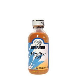 Benjamins Healing Oil 2oz (Pack of 3)