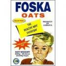 FOSKA OATS – 800G