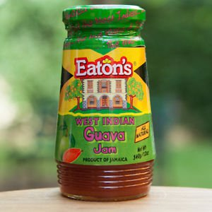EATON�S WEST INDIAN GUAVA JAM � 12 OZ.(PACK OF 2)