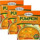 GRACE PUMPKIN SOUP (PACK OF 3)
