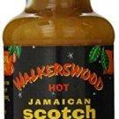WALKERSWOOD HOT JAMAICAN SCOTCH BONNET PEPPER SAUCE  (PACK OF 12)