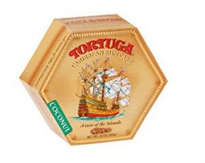 JAMAICAN TORTUGA RUM CAKE 33 OZ COCONUT FLAVOUR