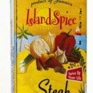 ISLAND SPICE STEAK SEASONING 8 OZ (3 PACKS)