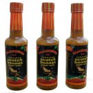 WALKERSWOOD HOT JAMAICAN SCOTCH BONNET PEPPER SAUCE (PACK OF 6)