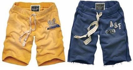 Abercrombie Jay Range Shorts