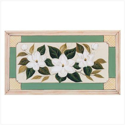 Magnolia Wall Plaque