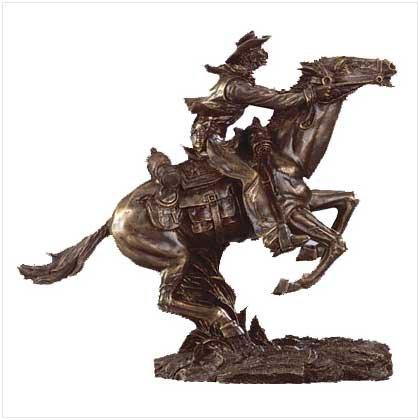 Pony Express Cowboy