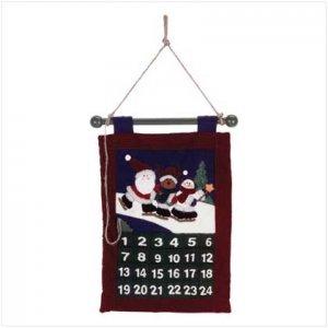 Christmas Friends Calendar