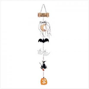 Dancing Halloween Door Hangers