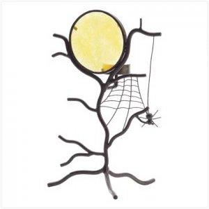 Spider Web Candleholder