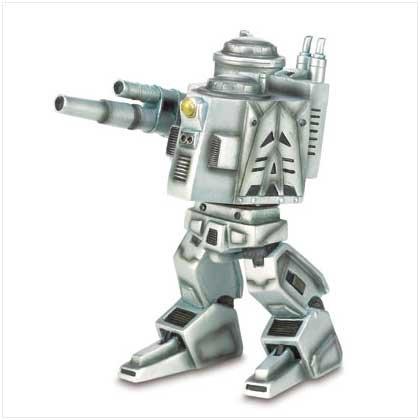 Astronaut Tank Figurine