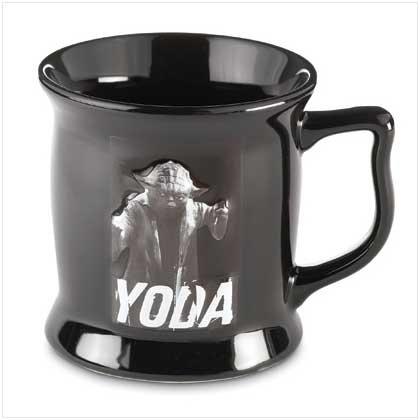 Master Jedi Yoda Mug