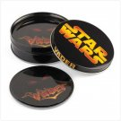 Darth Vader Tin Coaster Set