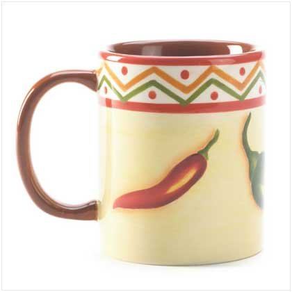 Chili Pepper Mug