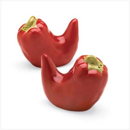 Chili Peper Salt & Pepper Set