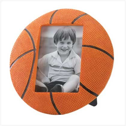 Basketball Resin Photo Frame