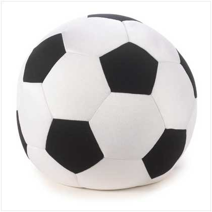 Soccer Ball Squishy Cushion