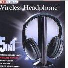HI-Fi Wireless Earphone Headphone headset