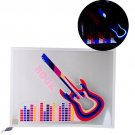 Rock Car Sticker Sound Music Activated/Equalizer Glow