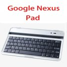 Wireless USB 3.0 30ft Mobile Bluetooth Keyboard for Google Nexus 7