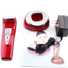Ultrasound FACE MASSAGER recheargeable Cleansing Moisturizing Lifting